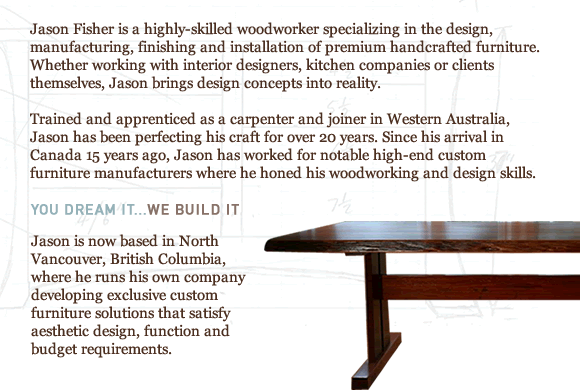 Jason Fisher Custom Cabinetry And Woodwork Company